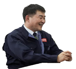 総合職インタビュー先輩メッセージ