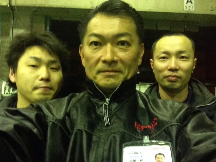 繁忙期訪問IN大阪