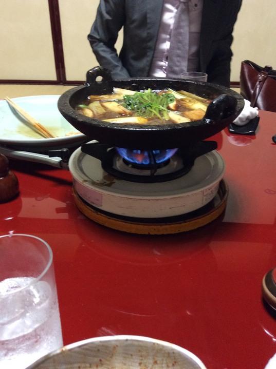 名古屋名物 名古屋コーチン味噌なべ