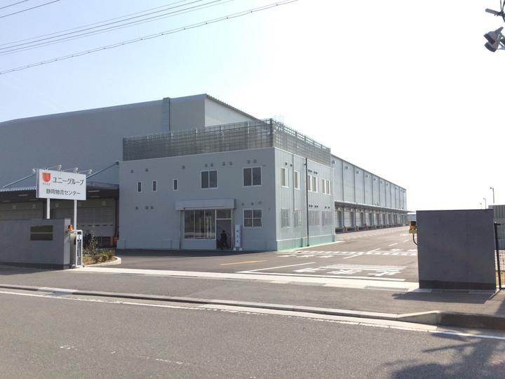 新牧之原センター竣工式