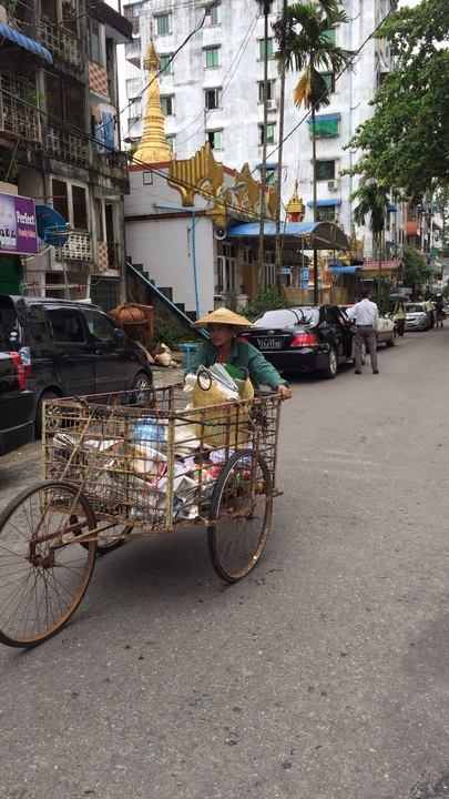 ミャンマー・ベトナム出張