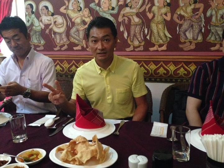 ミャンマー ベトナム出張【食事】
