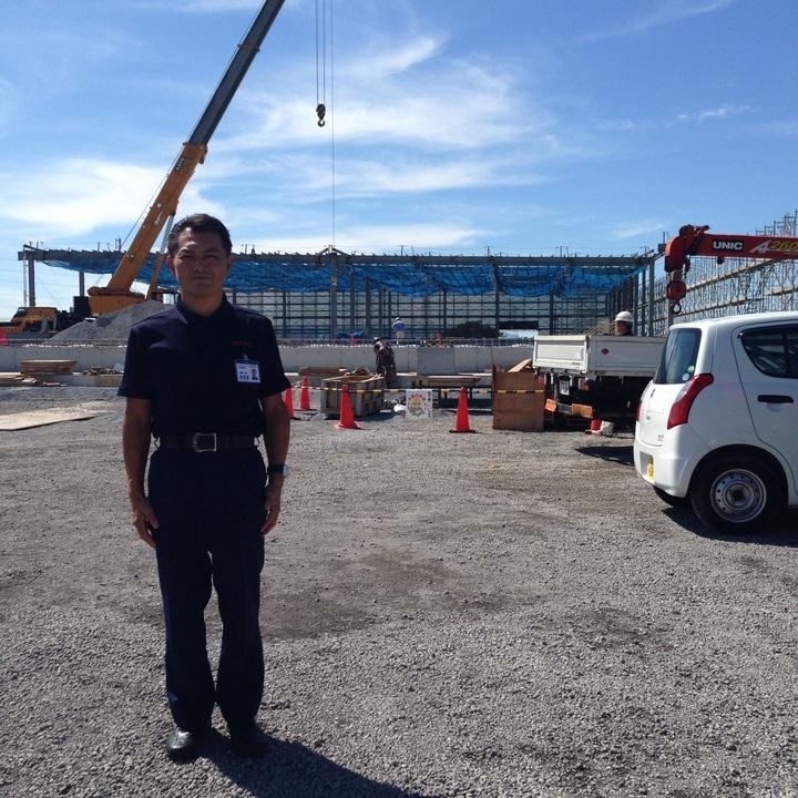 新一宮センター建設‼️9月14日現在