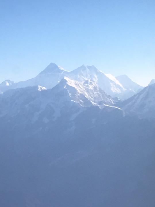 エベレストに会いに行きました‼️