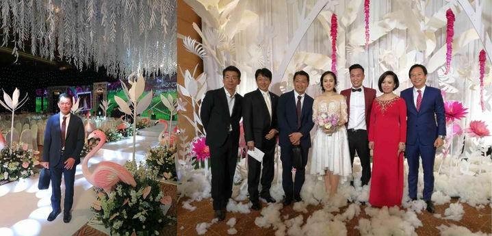 ベトナム結婚式❣️