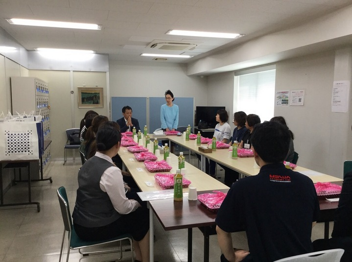 前橋・前橋西女性スタッフ食事会及び慰安会❣️