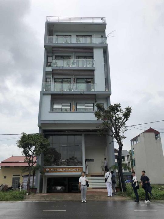 矢野建設様ハノイホテル竣工❣️