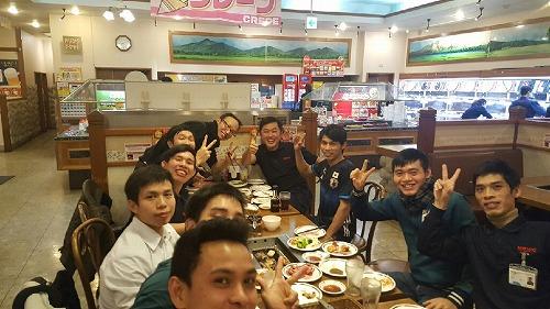 ベトナム実習生食事会を開催しました!(牧之原)