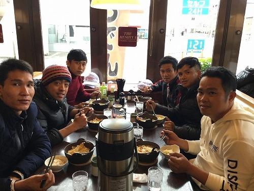 ベトナム実習生の新しい仲間を迎えました!