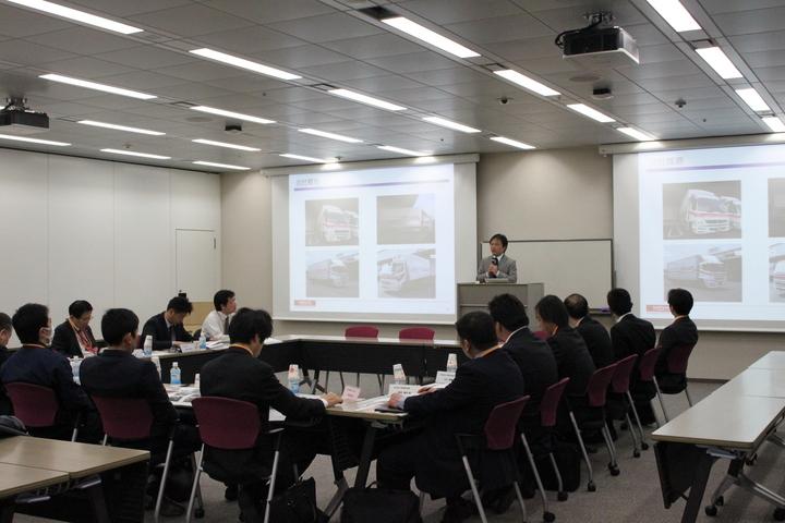 船井総研様で2回に渡り、ゲスト講師としてお招き頂きました。