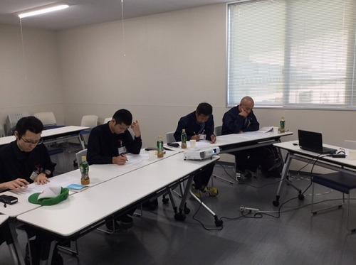静岡地区の新人研修を開催しました